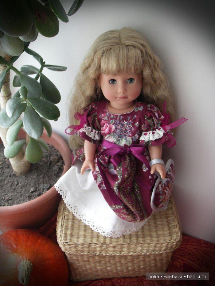 Немного ярких красок в пасмурный день / Одежда и обувь для кукол - своими руками и не только / Бэйбики. Куклы фото. Одежда для кукол