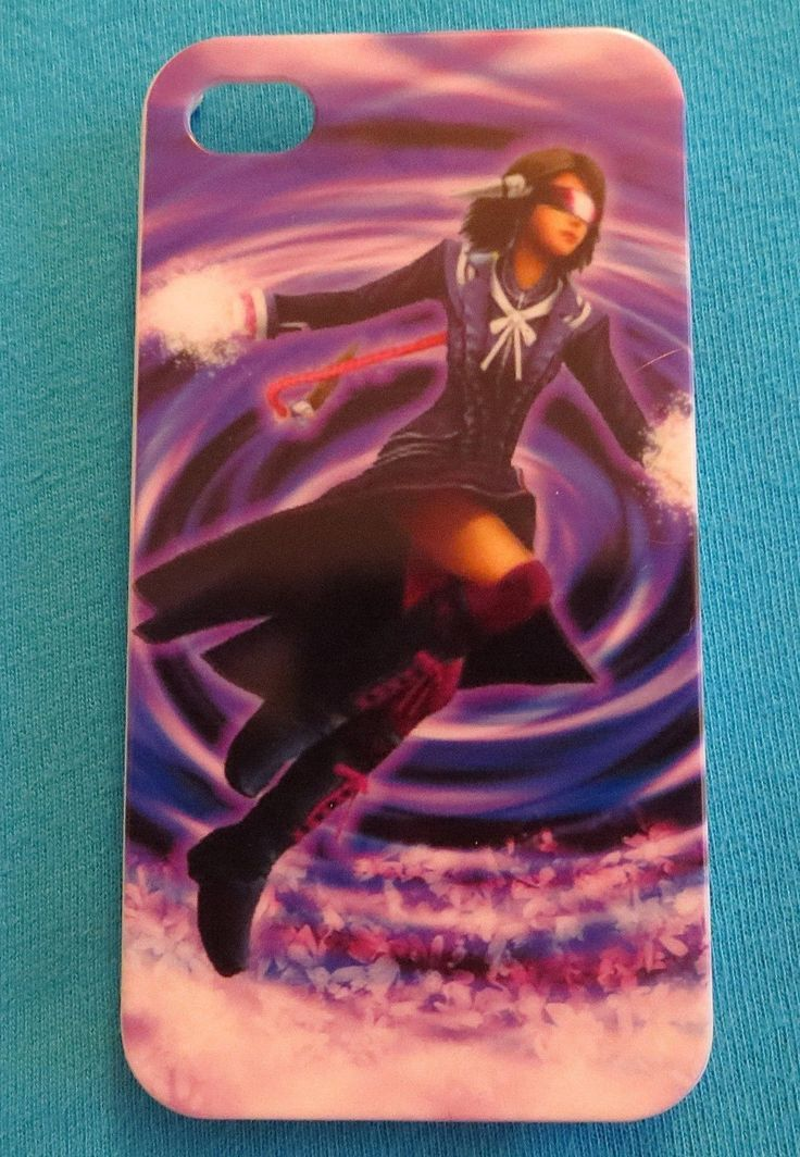 FINAL FANTASY X-2 PSYCHIC YUNA FITS IPHONE 5 PHONE CASE COVER NEW