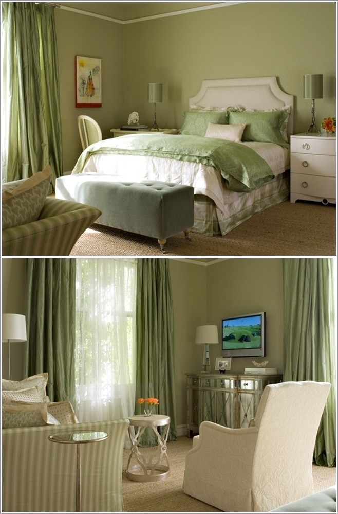 25 Best Ideas About Olive Green Bedrooms On Pinterest