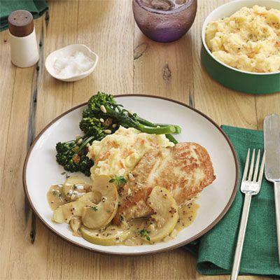 Chicken Normandy - GoodHousekeeping.com
