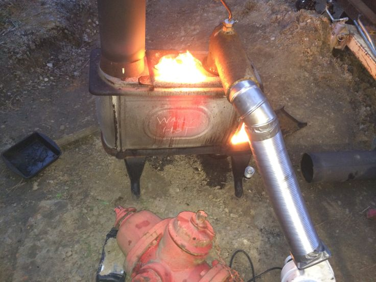 1000 Images About Waste Motor Oil Drip Heater Bertha Made