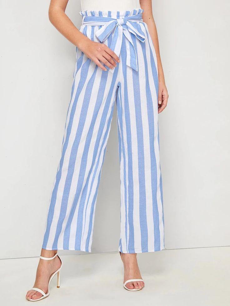 Ordnance striped pants