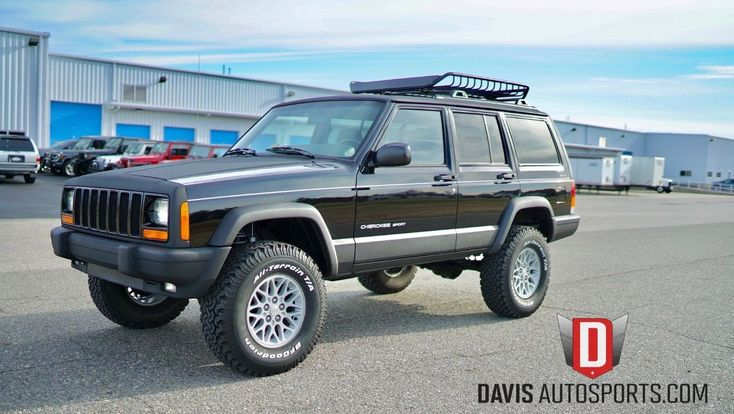 eBay: 2001 Jeep Cherokee 4X4 NEW EVERYTHING JEEP CHEROKEE SPORT XJ / ALL NEW PARTS #carparts #carrepair