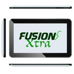 """Review A1CS FUSION5 XTRA Tablet PC - 10.1"""" Screen - Android 4.0.4 ICS - DUAL CAMERA - 16GB STORAGE - 1GB RAM - - Capacitive 5-Point Touch Screen - SLIMMER N LIGHTER THAN FUSION5 TABLET -Supports BBC Iplayer, flash 11 and Skype Video Chat - A1CS BEST REVIEW"""