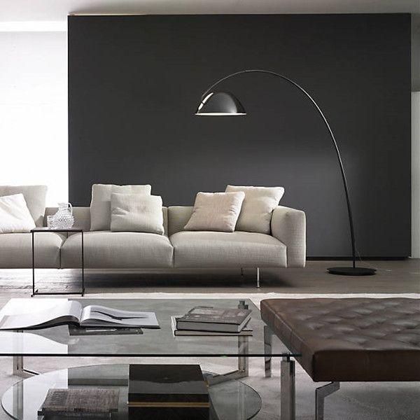 The Pluma Floor Lamp Design by Serra for Estudi Ribaudi