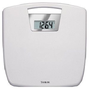 Taylor Antimicrobial Digital Weight Scale