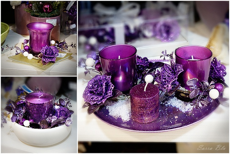 purple Christmas this year