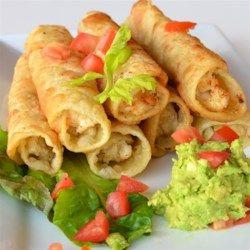 Easy Chicken Flautas - Allrecipes.com