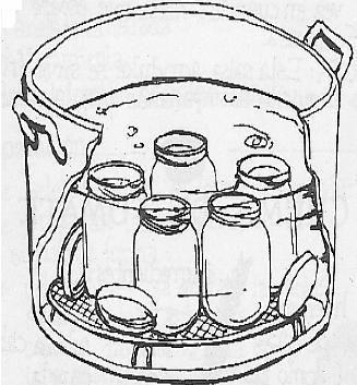 TIP: Como esterilizar frascos para conservas, muy buena información y simple de realizar.