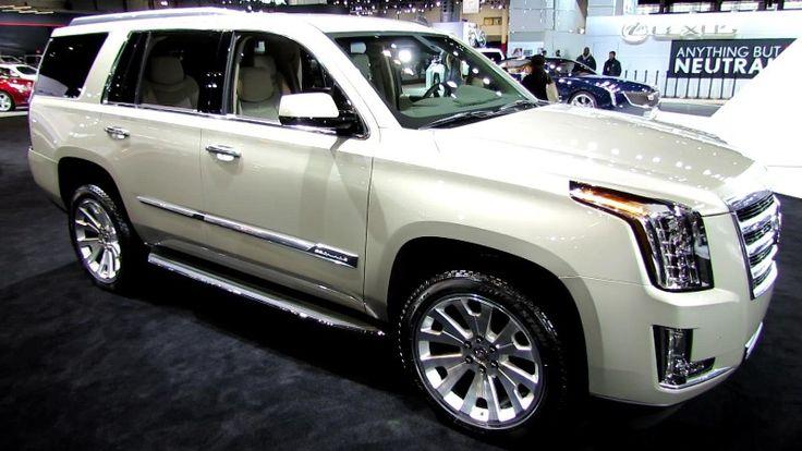 #Cadillac Escalade, Escalade ESV #Recall