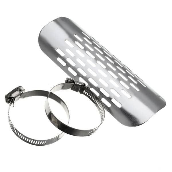 Motorcycle Exhaust Muffler Pipe Heat Shield Cover Guard For Harley Softail Dyna Cruiser  Worldwide delivery. Original best quality product for 70% of it's real price. Buying this product is extra profitable, because we have good production source. 1 day products dispatch from...