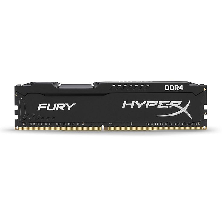 MEMORIA DDR4 KINGSTON HYPERX FURY 8GB 2133MHZ CL14