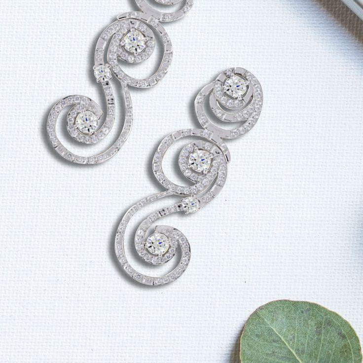 СЕРЬГИ ЛОНГ ДЛЯ ОСОБЫХ СЛУЧАЕВ 😲😍 Элегантные длинные серьги из белого золота с бриллиантами — невероятно красивое и женственное украшение💃, способное дополнить Ваш образ и сделать его незабываемым. Они запросто могут стать Вашими. 😽 Серьги-лонг 💎💫: https://www.zbird.com.ua/zolotye-sergi-long-s-brilliantom-a… Наши консультанты ответят на все ваши вопросы🌺: (063)2331624, (066)2331624 #zbird #zbirdukraine #zbird_rings #помолвка #хочукольцо #чернигов #харьков #киев #онасказалада #свадьба…