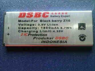 DSBC Bat BB Z 10 Rp. 300.000,-