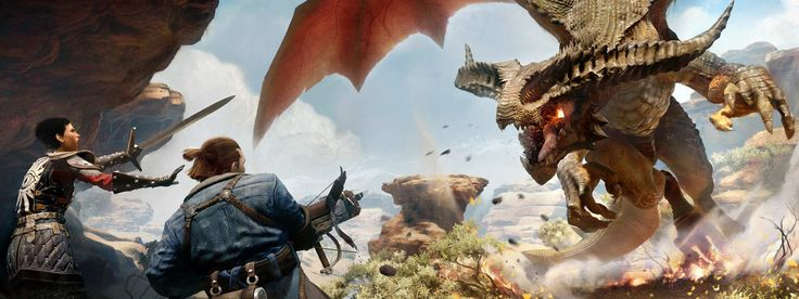 IGN gives Dragon Age: Inquisition an 8.8 for the latest Dragon Age installment. Will you be purchasing the game?