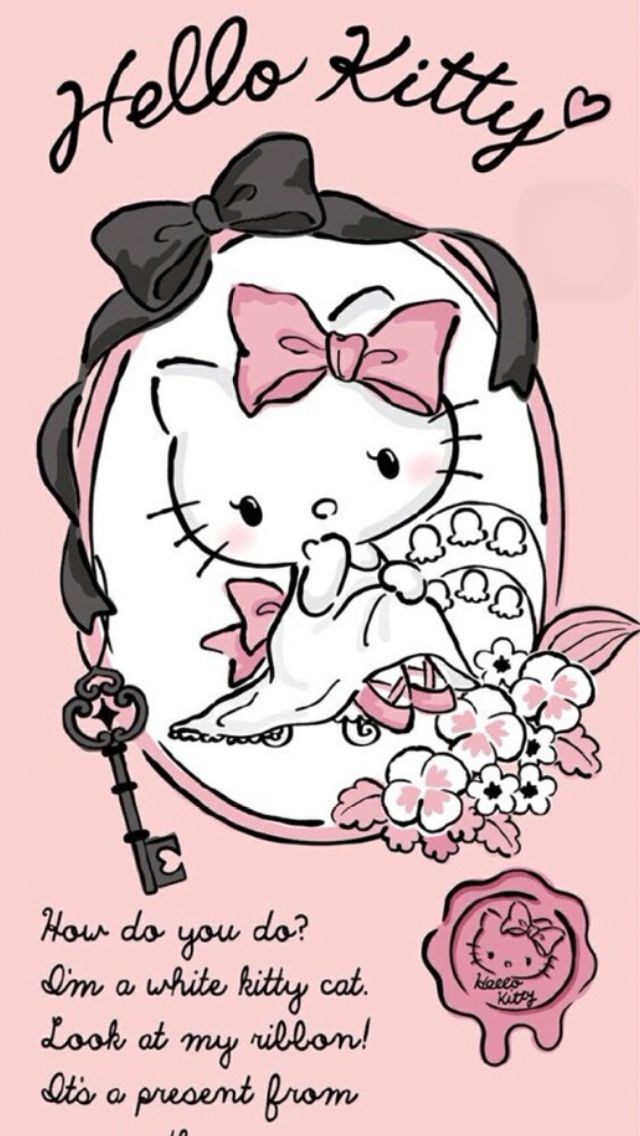 Sketched Hello Kitty