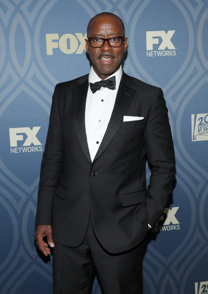 See How Your Favourite Stars Celebrated at the Emmys Afterparties!  Pictured: Courtney B. Vance