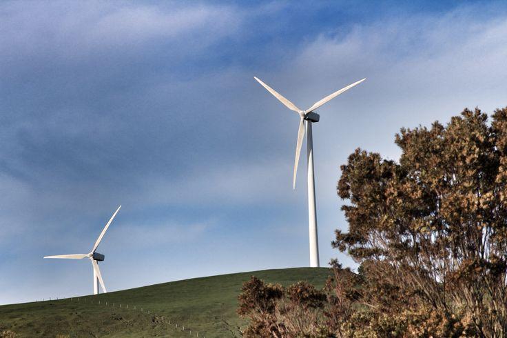 Wind Farm, Toora, Australia