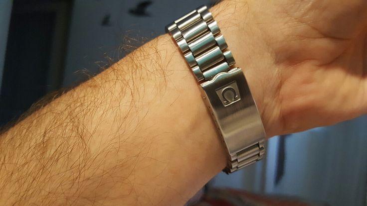 Omega Speedmaster Moonwatch bracelet 1125 with 877 endlinks