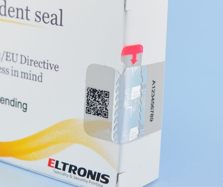 Our patent pending self-adhesive tamper evident seal for pharmaceutical packaging protection was officially launched at Pharmapack Europe 2016.