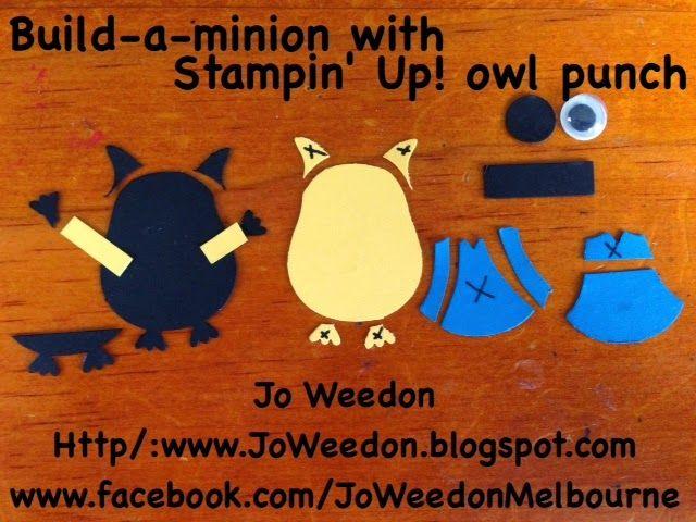 JoWeedon - Independent Stampin' Up! Demonstrator: To Market, To Market...