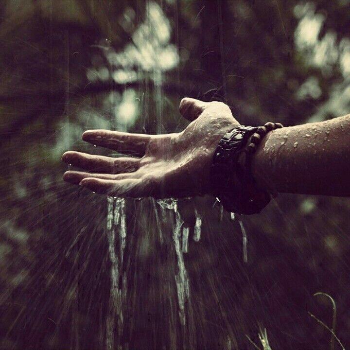Tetesan air hujan #photography