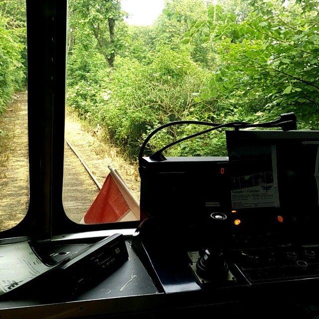 En tur med Bjergbanen i Lemvig #morogfarpåtur #visitlemvig #visitdenmark