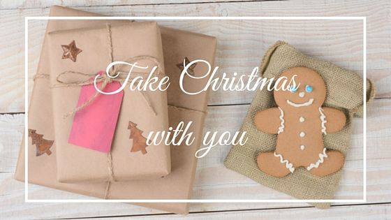 How To Take Christmas With You When You Travel   Are your travel plans taking you and the family on the go this year during the Christmas holidays? From bringing traditions with you to creating new ones, read on for ideas on how to keep the family Christmas traditions with you and your family while on holidays.
