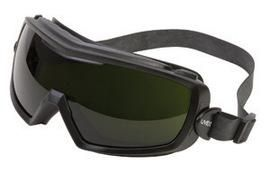 Uvex by Honeywell Entity Welding Goggles With Matte Black Frame, Shade 5.0 Uvextra Anti-Fog Lens And Adjustable Neoprene Headband