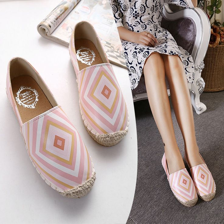 buy cheap with mastercard 2016 autumn new arrival simple and elegant breathable and comfortable lazy thick bottom women Loafers Espadrilles quality free shipping outlet BzFkFJnr