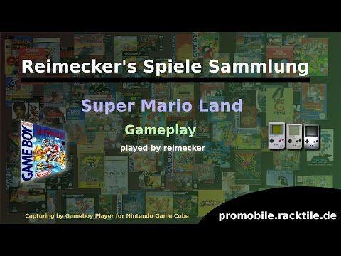 Reimecker's Spiele Sammlung : Super Mario Land