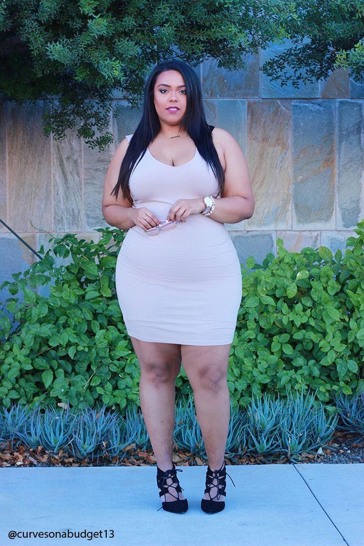 Plus Size Bodycon Dress