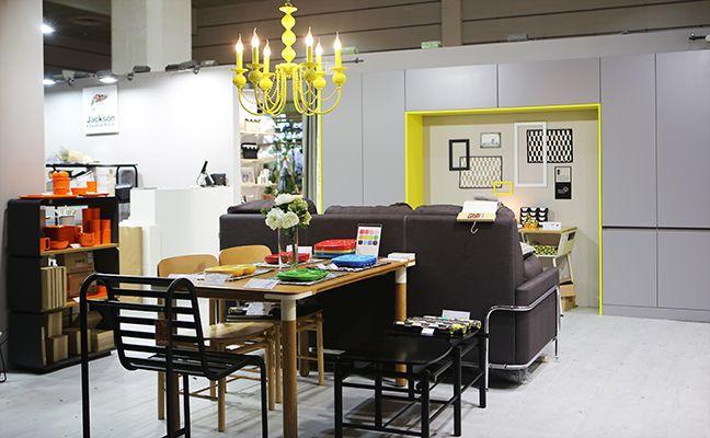 2015. Livingdesign Fair, 10 boothes