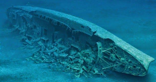 (SS Andrea, Oceano Atlantico Norte) - Foi um transatlântico italiano construído em 1951, de todos os navios da Itália na época, era o maior, mais rápido e mais seguro navio. Em 1956, foi atingido na lateral pela SS Estocolmo. Morreram 46 pessoas a bordo do Andrea Doria e 5 foram mortas no Estocolmo. O trabalho rápido por outros navios ajudou nesta tragédia que poderia ter se transformado num cenário semelhante ao Titanic.