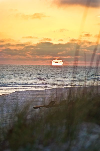 Florida Sunsets are the best in Panama City Beach.