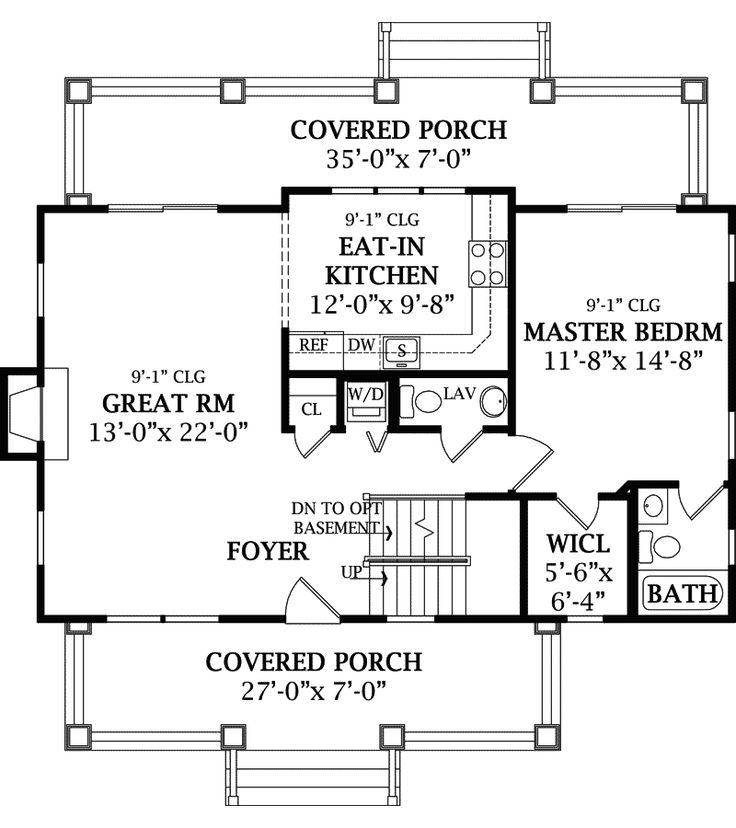 The 25 best Farm house plans small ideas on Pinterest