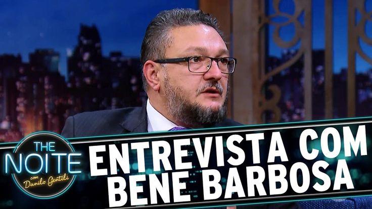 Danilo Gentili entrevistou Bene Barbosa no seu programa The Noite do dia 16 de […]
