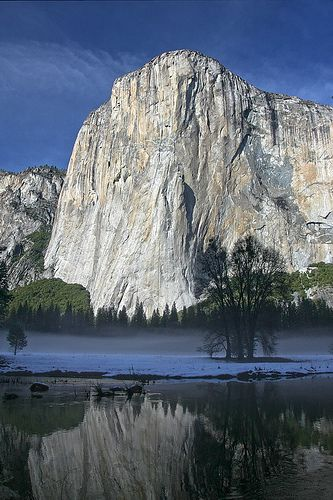 El Capitan & Tuolumne Meadows ~ Yosemite National Park, California