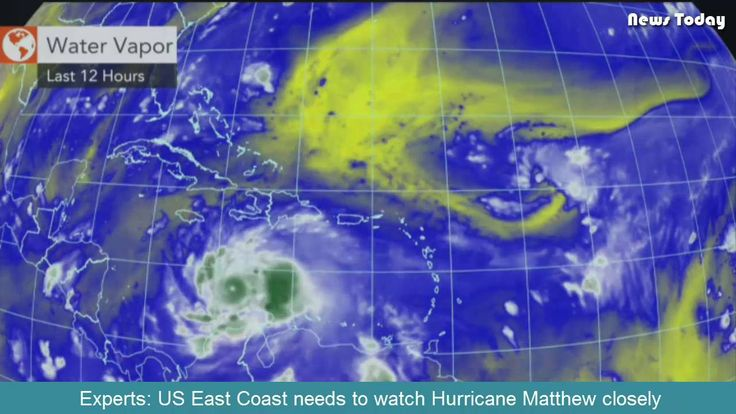 Hurricane Matthew to near US East Coast this week | New Update