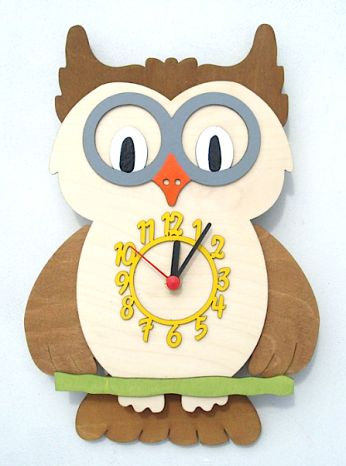 17 Best Images About Childrens Clocks On Pinterest