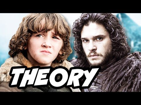 Game Of Thrones Season 6 Rickon Stark Theory and Snow Bowl - YouTube
