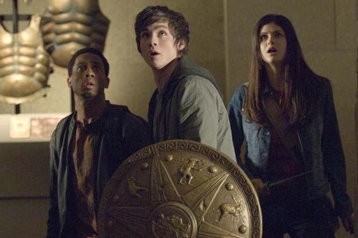 Habrá secuela de Percy Jackson: El mar de los monstruos en 2013.