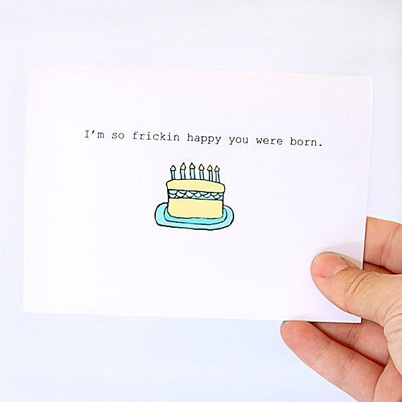 Best 25+ Funny Birthday Card Messages Ideas That You Will Like On Pinterest