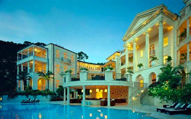 Jaw Dropping Celebrity Homes - #14 is Totally Insane ...