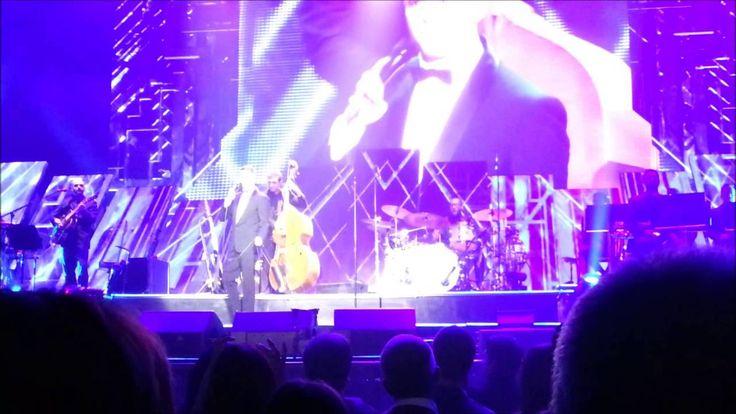 Michael Bublè - Concerto Forum Assago Milano 2014