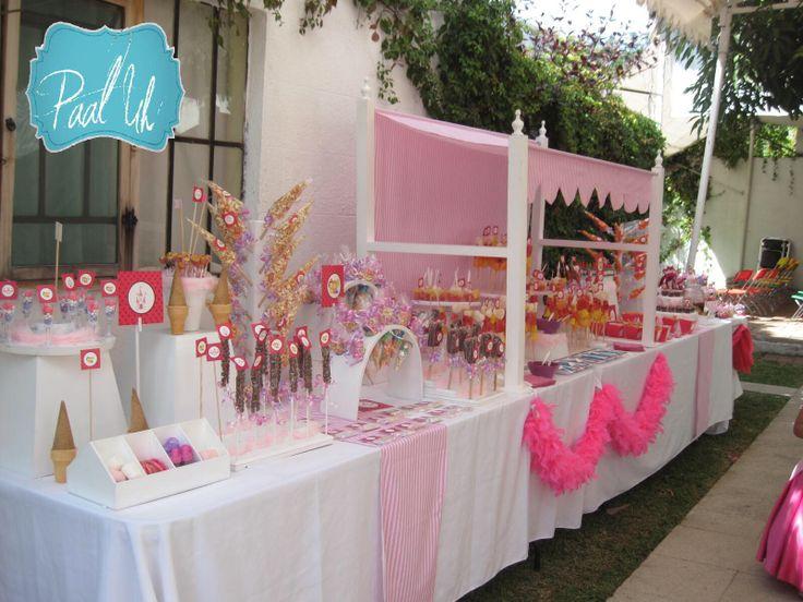 Princesa Aurora< Mesa de Dulces on Pinterest | Postres, Sweet ...