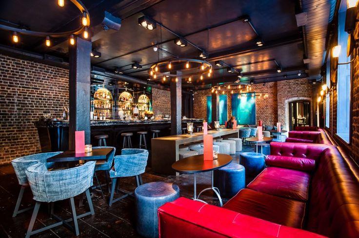 Restaurant interior & design