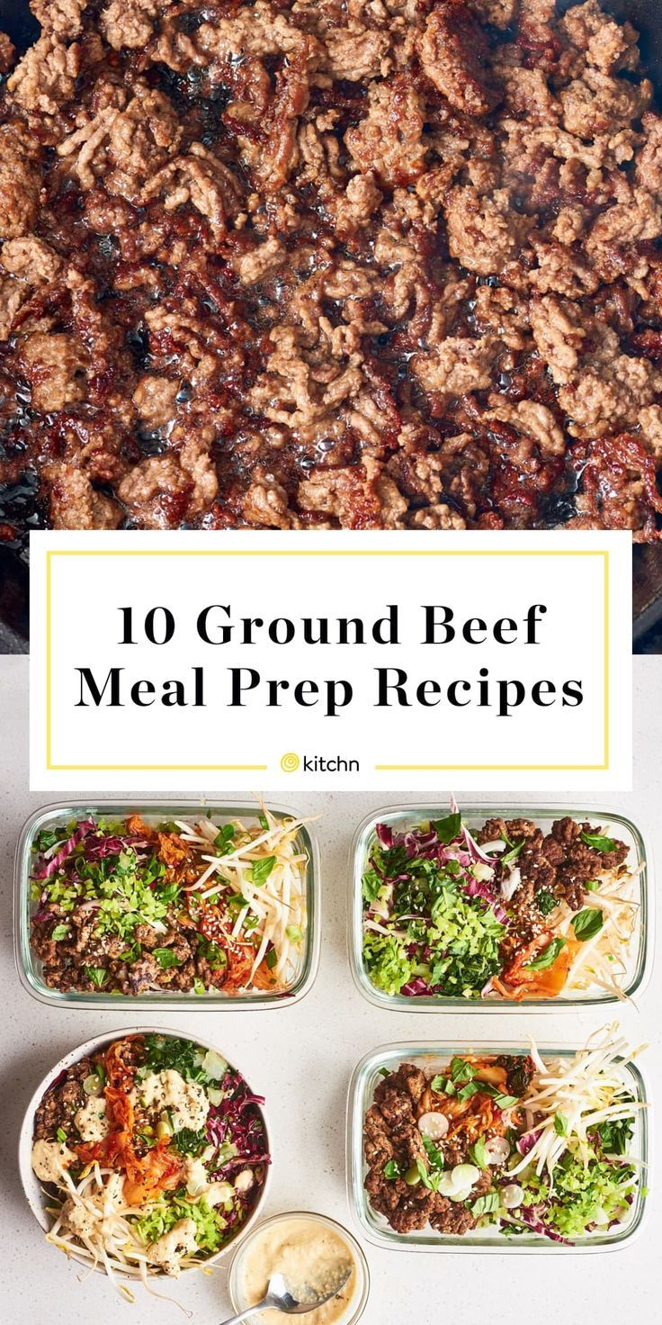 10 Ways To Cook Ground Beef For Meal Prep In 2020 Healthy Beef Recipes Healthy Ground Beef Ground Beef Recipes Healthy