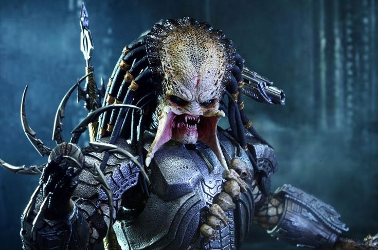 Predator Halloween Masks and Hands For Adults and Children | Halloween All Year Round
