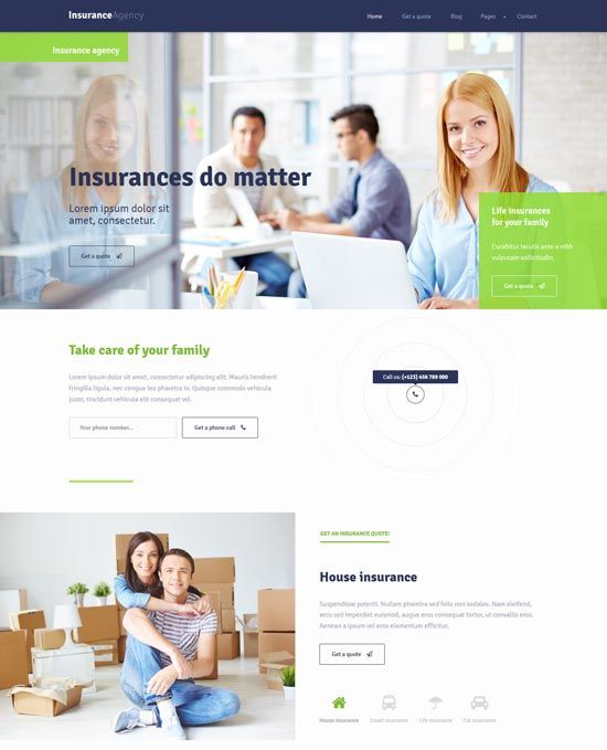 wordpress-theme-for-insurance-agency